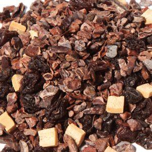 Chocoladekoekjes thee